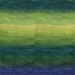 roheline/sinine print 16